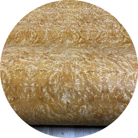 Veneer Nu tự nhiên gỗ Hương Vàng  - VN 10