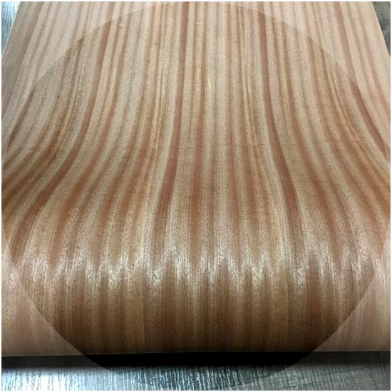 Veneer kỹ thuật vân gỗ Sapelli - VN 07