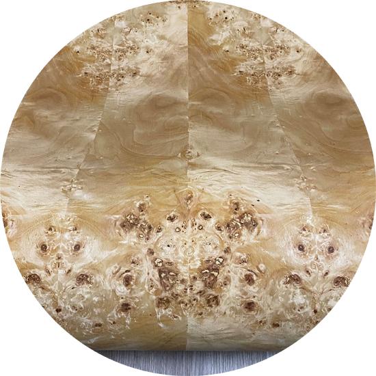 Veneer Nu tự nhiên gỗ Bạch Dương - VN 09