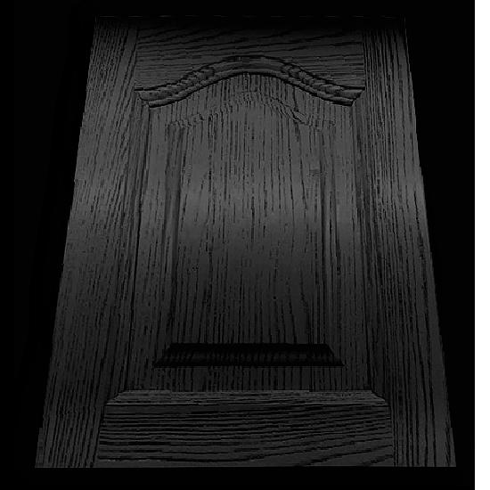 Sơn hiệu ứng lộ vân gỗ Đen và Trắng