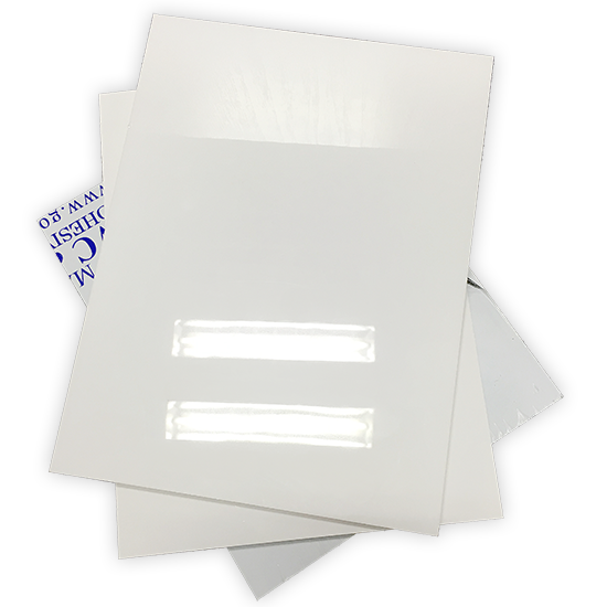 Tấm gỗ nhựa AWPC S8 phủ Acrylic 1 mặt 1220*2440*18mm