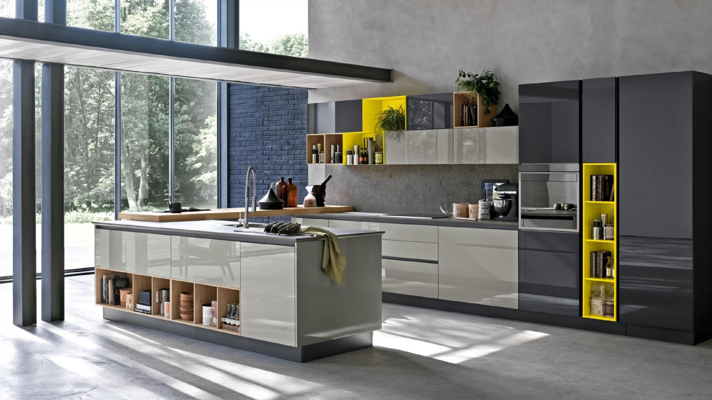 Tấm nhựa EPVC của S8 hay WPB (water proof board) cho tủ bếp